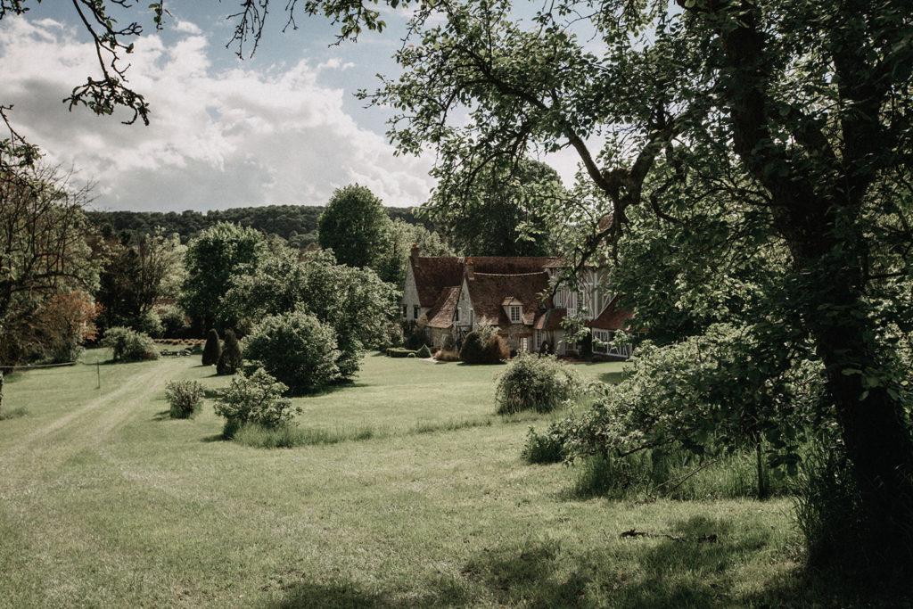 La dime de Giverny jardin
