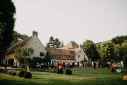 La Dîme de Giverny : le domaine d'exception pour votre mariage en Normandie
