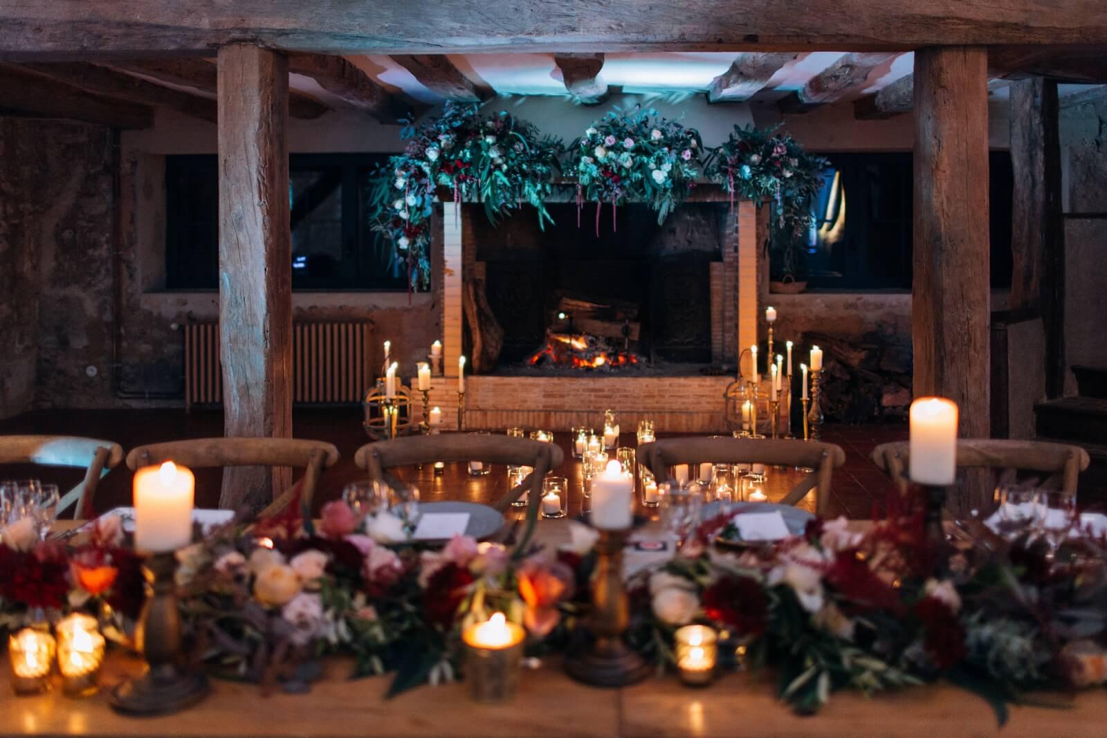 Réception et séminaire à La Dîme de Giverny