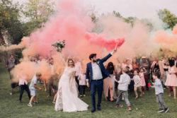 La Dîme de Giverny : un inoubliable mariage à la campagne proche de Paris